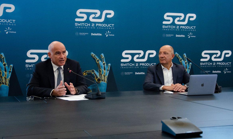 Inaugurata Switch2Product 2021, l'Innovation Challenge del Politecnico di Milano, Deloitte e PoliHub